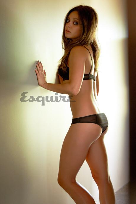 Mila Kunis Lingerie Pic