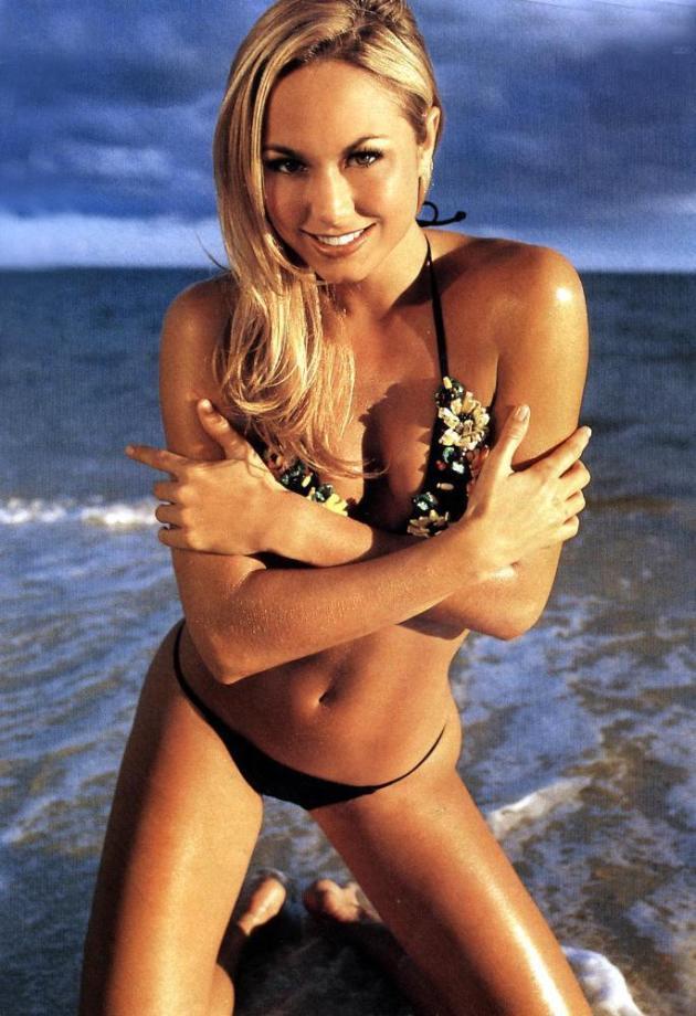 Keibler Bikini Photo