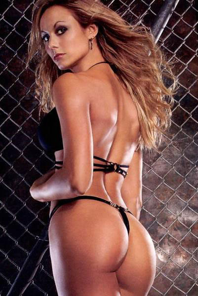 Stacy Keibler, Ass