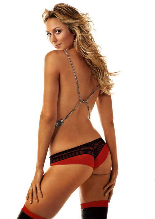 Stacy Keibler Topless