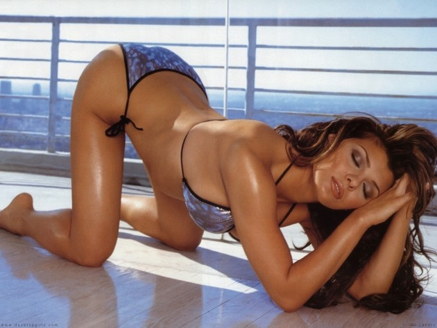 Ali Landry Bikini Photo