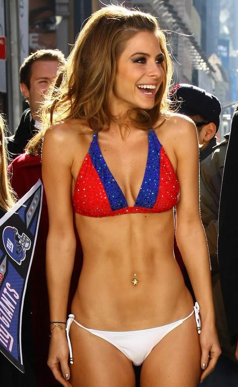 Maria Menounos, Bikini, Extra