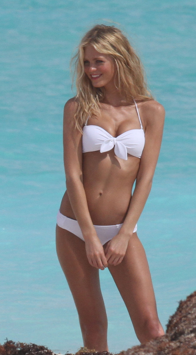 Erin Heatherton Bikini Photo