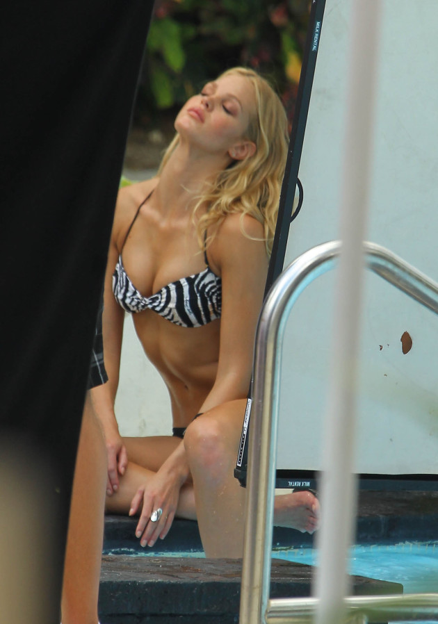 Erin Heatherton Cleavage