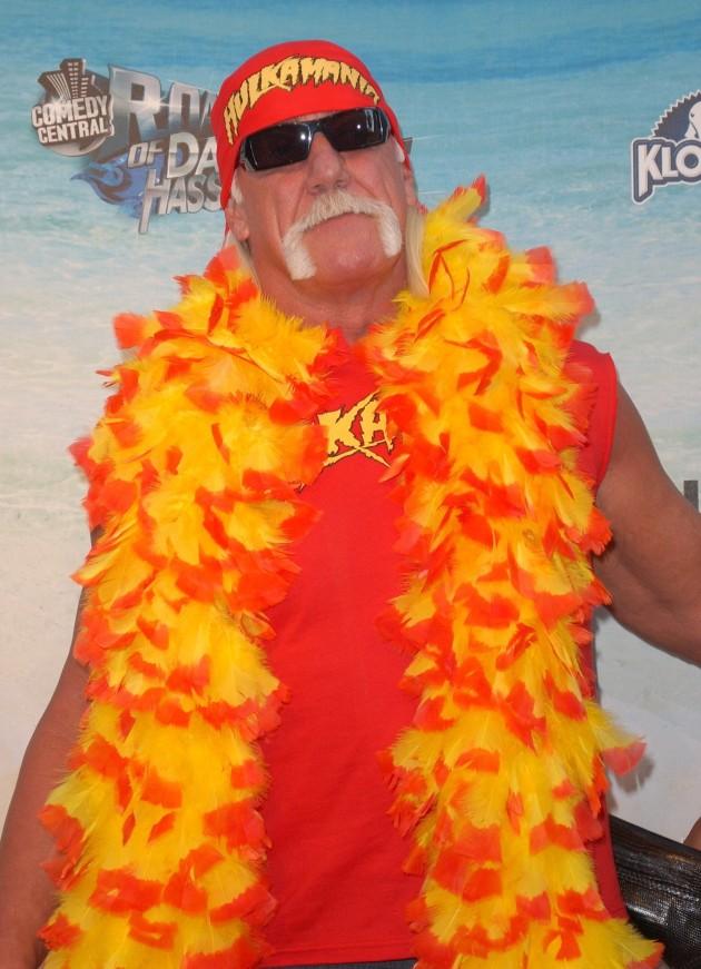 Hulk Hogan Outfit