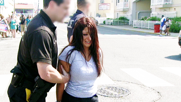 Deena Cortese Arrested