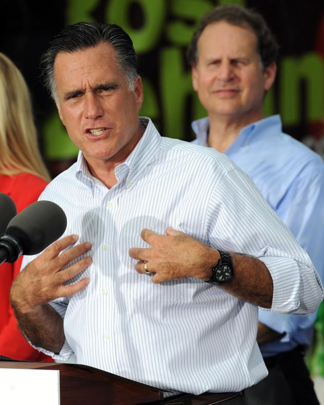 Mitt Romney Photograph