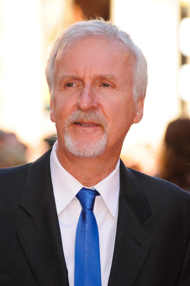 James Cameron Picture