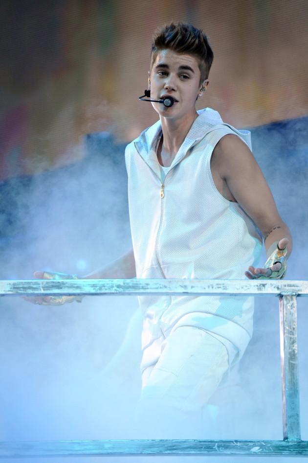 Performing in Smoke