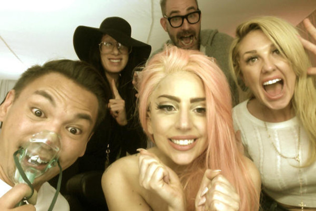 Lady Gaga and Friends