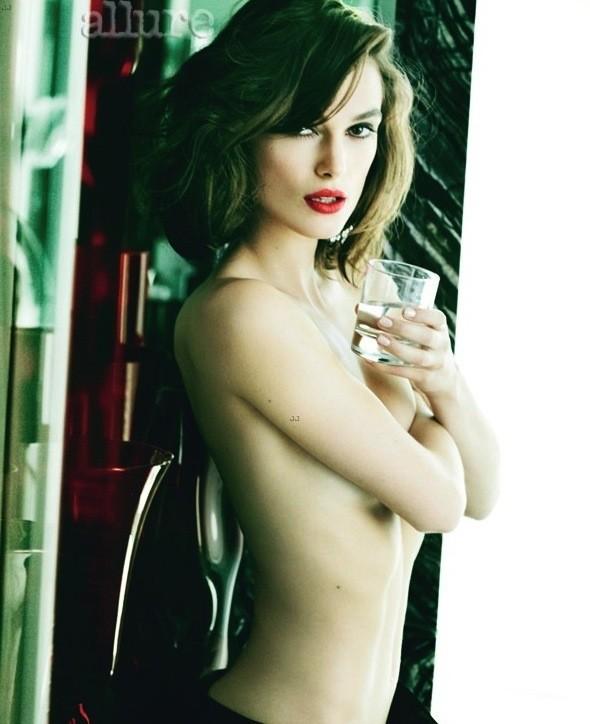 Keira Knightley Topless