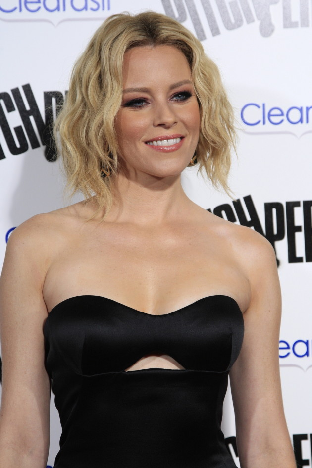 Elizabeth Banks Red Carpet Pic