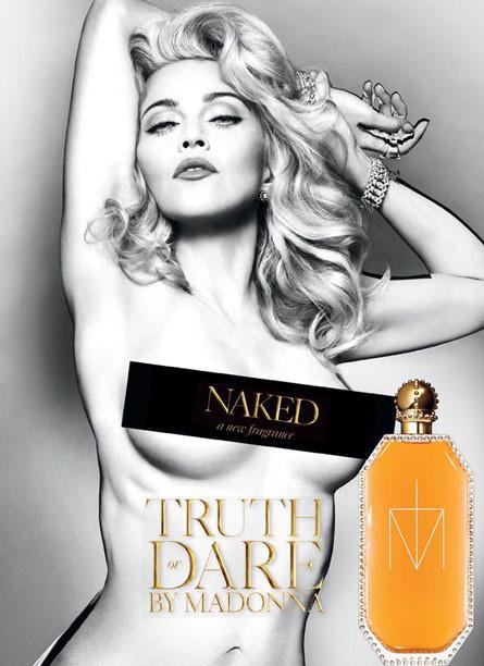 Madonna Naked