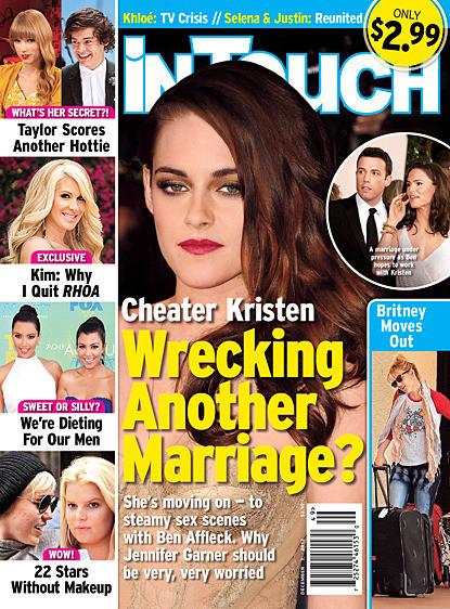 Kristen Stewart: Home Wrecker?