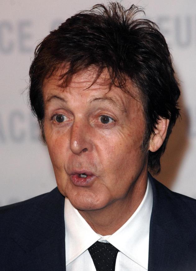Paul McCartney O Face