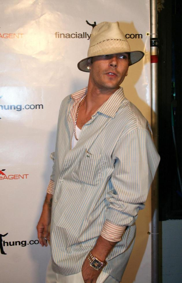 Kevin Federline Black Card