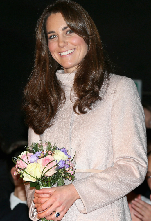 Kate Middleton New Hair
