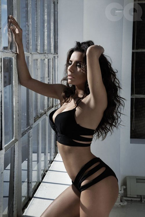Eva Longoria Underwear Photo