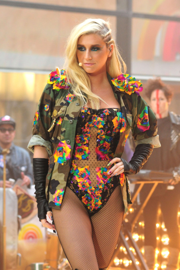 Ke$ha Concert Picture
