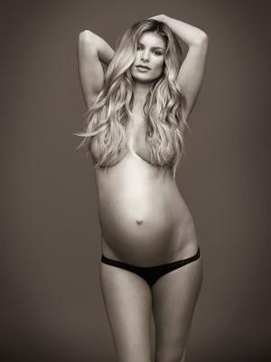 Marisa Miller Naked, Pregnant