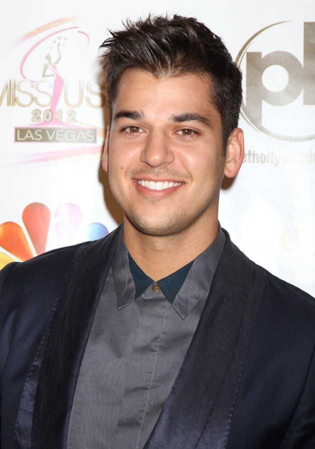 Rob Kardashian Red Carpet Photo
