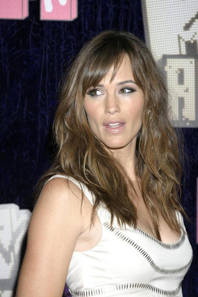 Jennifer Garner Awards Arrival