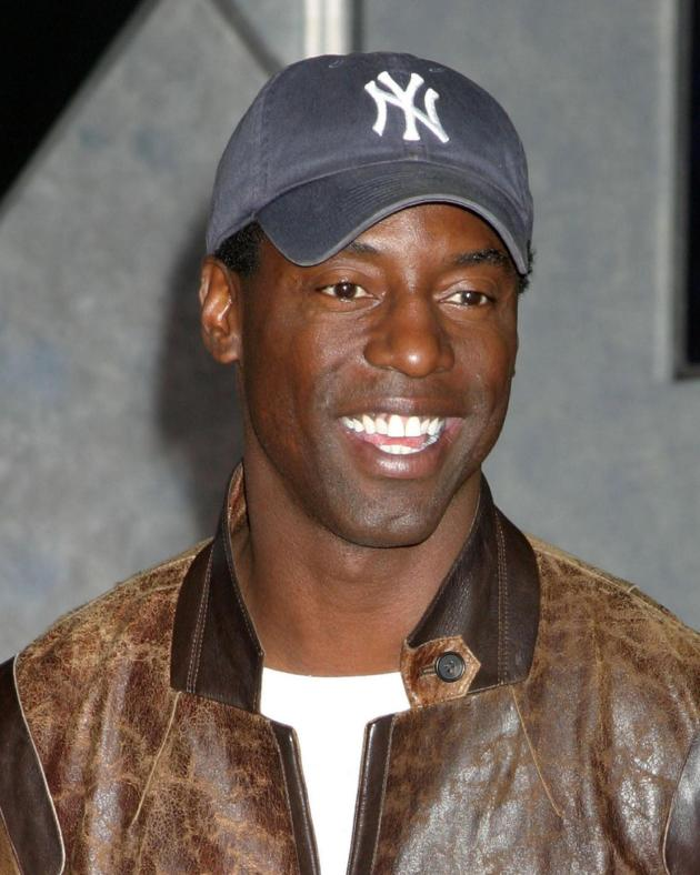 Isaiah Washington Yankees Fan