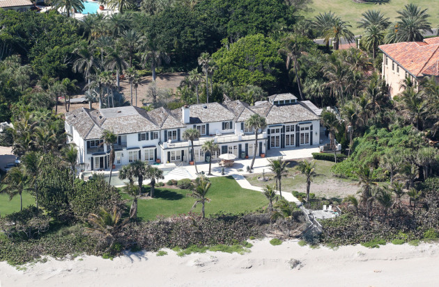 Elin Nordegren Mansion Photo