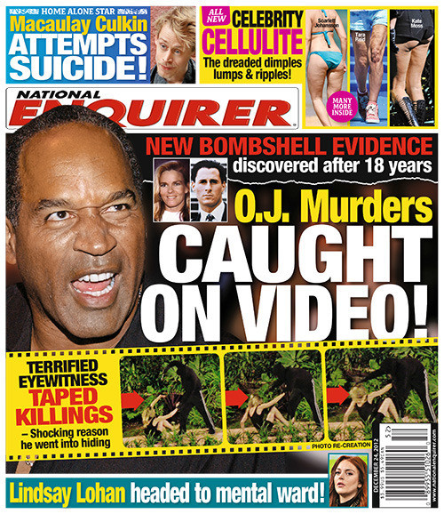 O.J. Simpson, Murderer?