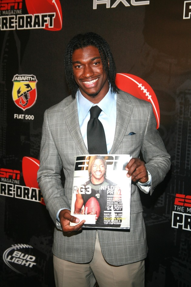 Robert Griffin III Picture