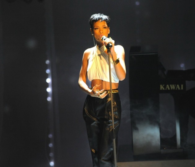 Rihanna in Germany