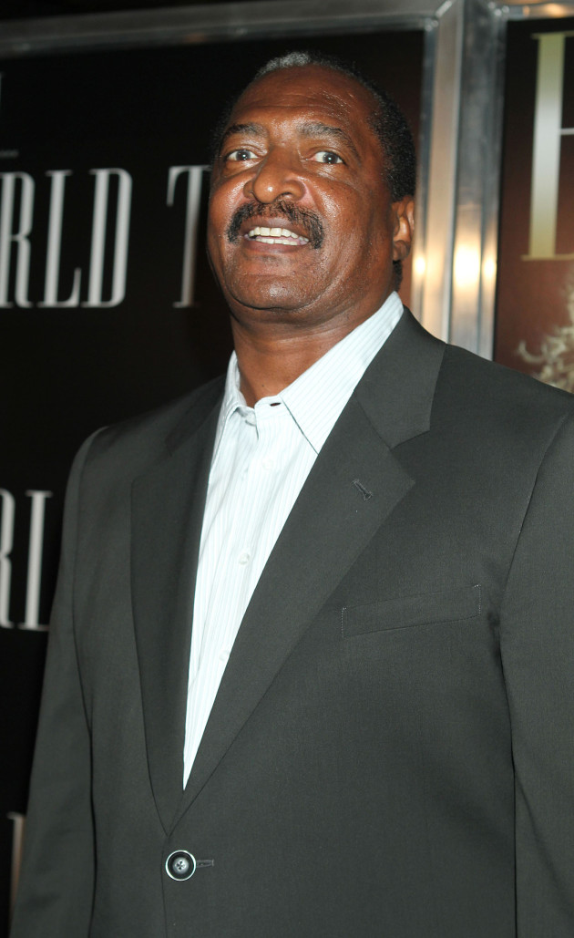 Matthew Knowles Photo