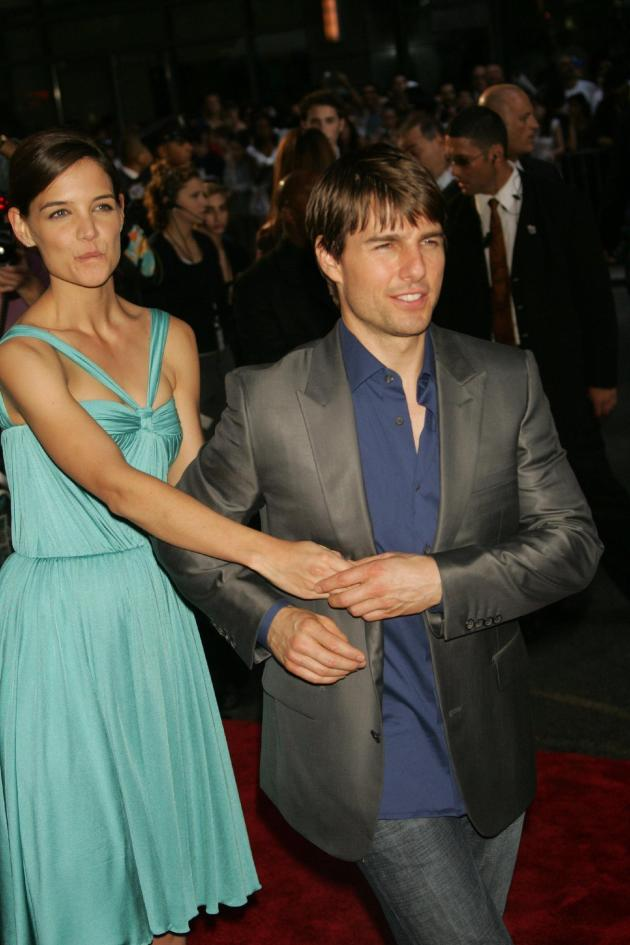 Tom Cruise And Katie Holmes Are Tomkat