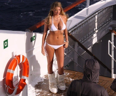 Kate Upton Photo Shoot