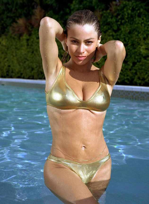 A Sofia Vergara Bikini Photo