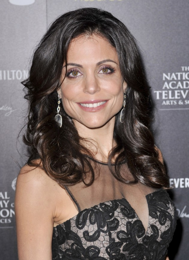 Bethenny Frankel on a Red Carpet