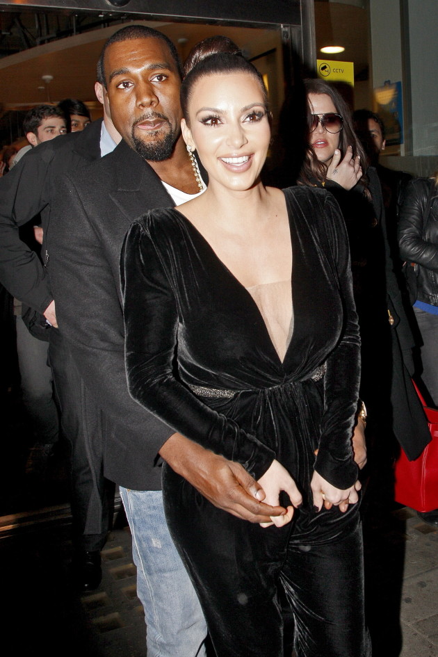 Kim Kardashian and Kanye West: Expecting