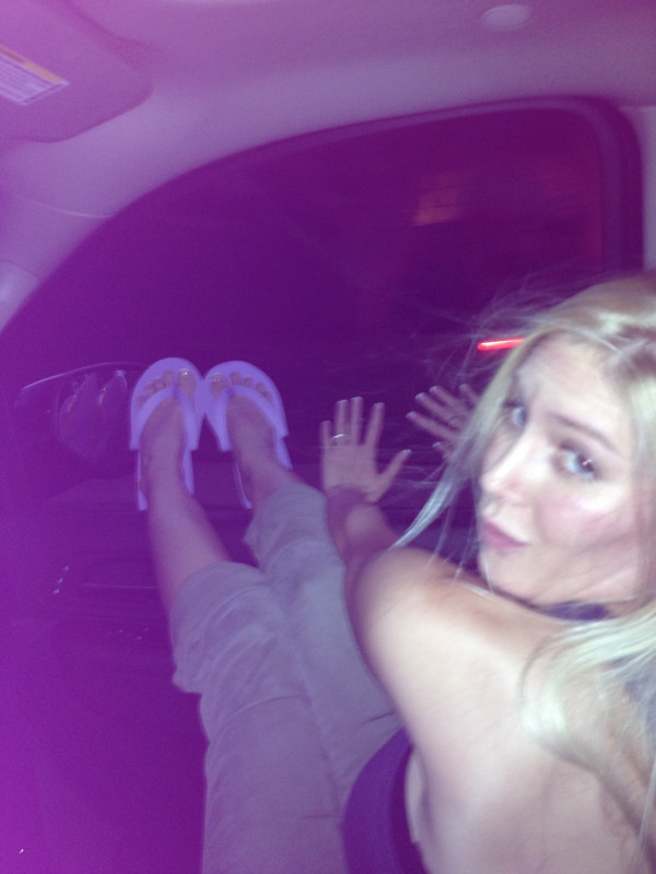 Heidi Montag Twitpic