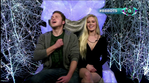 Heidi Montag, Spencer Pratt on Celebrity Big Brother