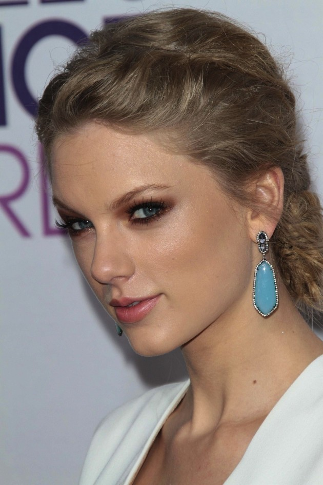 Close Up of Taylor Swift