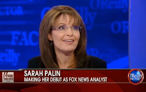 Sarah Palin on Fox News