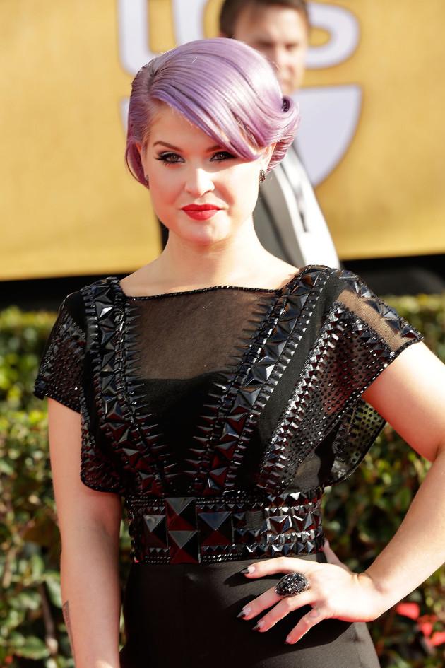 Kelly Osbourne SAG Fashion
