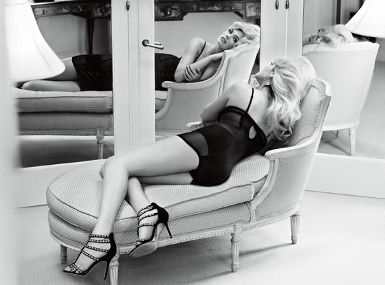 Kate Upton Modeling