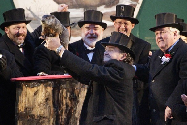 Groundhog Day Photo