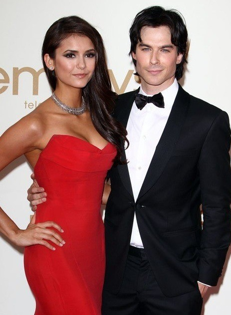 Nina Dobrev and Ian Somerhalder Picture