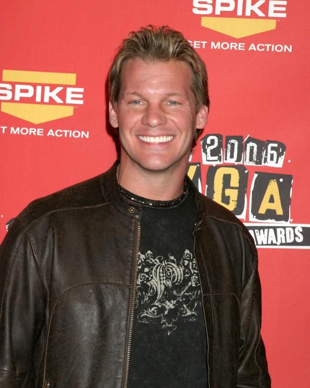 Chris Jericho Smiles Picture
