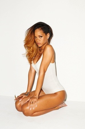 Rihanna For Rolling Stone