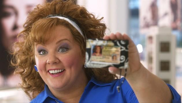 Melissa McCarthy in Identity Theft