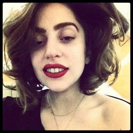 Lady Gaga Instagram Photo
