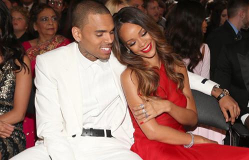 Chris Brown, Rihanna (Grammys)